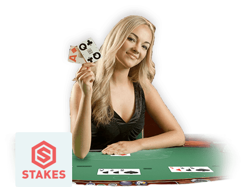 Stakes Casino Live Dealers