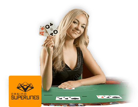 Casino Superlines Live Dealers