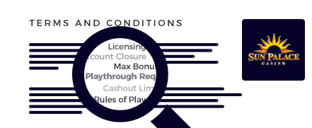 sunpalace casino terms and conditions top 10