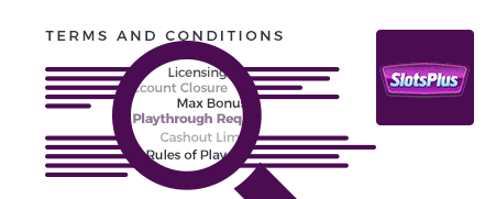 slots plus casino top 10 terms and conditions