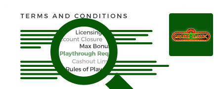 classic casino top 10 terms and conditions