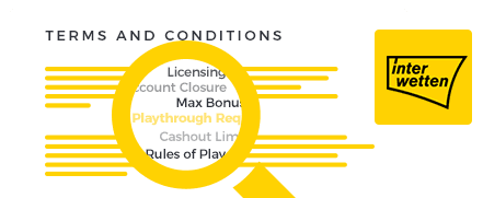 interwetten casino top 10 terms and conditions