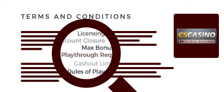 caribbean sands casino top 10 terms and conditions
