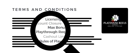 platinum reels casino terms and conditions top 10
