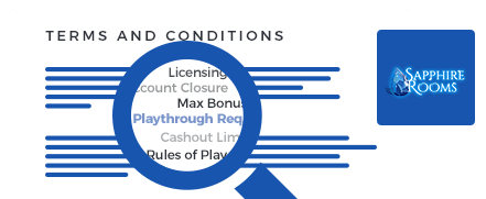 sapphire room casino top 10 terms and conditions