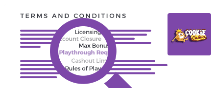 cookie casino top 10 terms and conditions