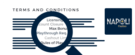 Napoli Casino Top 10 Terms and Conditions