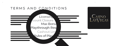 Casino Las Vegas terms and conditions