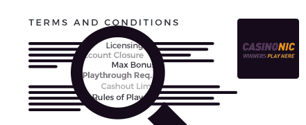 casino nic casino top 10 terms and conditions