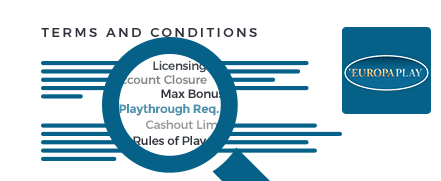 europaplay casino terms and conditions top 10