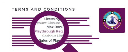 Magical Spin Casino top 10 terms and conditions