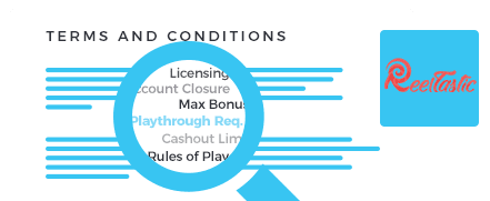 reeltastic terms and conditions