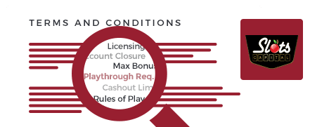 Slots Capital Casino top 10 terms and conditions