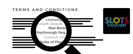 slots-heaven terms and conditions
