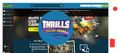 THRILLS FLYING CASINO REVIEW