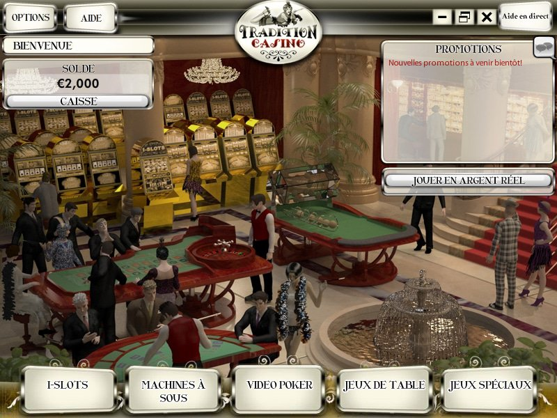 Tradition Casino Review