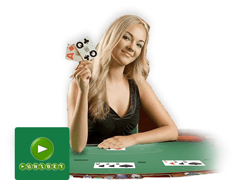 Unibet Casino Live Dealers