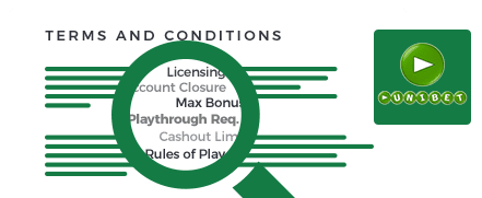 Unibet Casino Terms