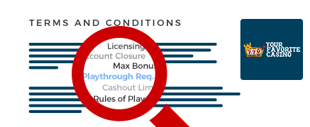 Your Favorite Casino Terms